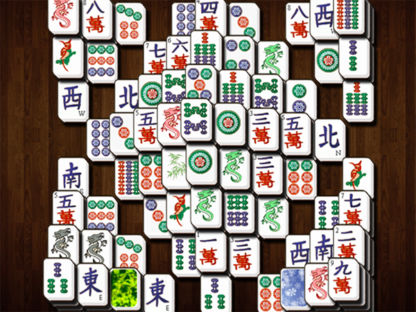 Play the Mahjong Deluxe game