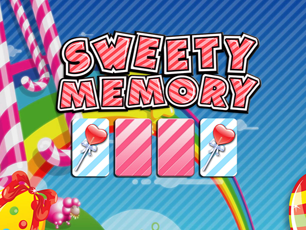 Play the Sweety Memory game